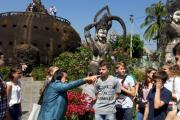 Экскурсия в Будда-парк. 2018-1