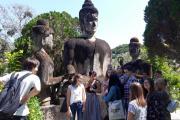 Экскурсия в Будда-пар. 2018-3