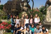 Экскурсия в Будда-парк. 2018-5
