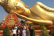 Экскурсия в Будда-парк. 2018-8