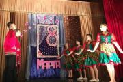 Праздничный концерт, посвященный 8 Марта - 9
