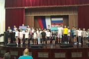 Закрытие школьной спартакиады - 3