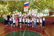 Открытие школьной Спартакиады. 2018-8