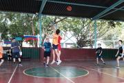 Школьная спартакиада. Турнир по баскетболу - 1