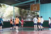 Школьная спартакиада. Турнир по баскетболу - 2