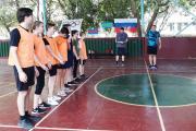 Школьная спартакиада. Турнир по баскетболу - 3