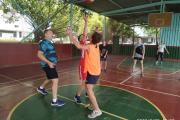 Школьная спартакиада. Турнир по баскетболу - 4