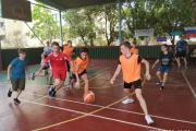 Школьная спартакиада. Турнир по баскетболу - 5