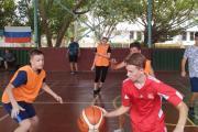 Школьная спартакиада. Турнир по баскетболу - 6