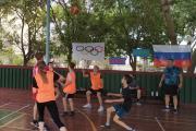 Школьная спартакиада. Турнир по баскетболу - 7