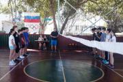 Школьная спартакиада. Волейбол - 2