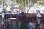 Школьная спартакиада. Волейбол - 3