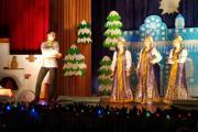 Новогодний спектакль «Морозко»-4