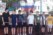 Школьная спартакиада - 1