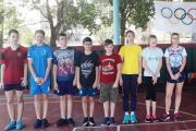 Школьная спартакиада - 2
